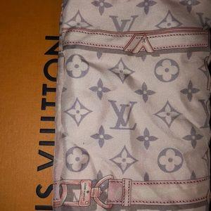 Louis Vuitton head scarf